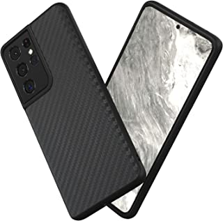 RhinoShield Case Compatible with [Samsung Galaxy S21 Ultra] | SolidSuit - Shock Absorbent Slim Design Protective Cover wit...