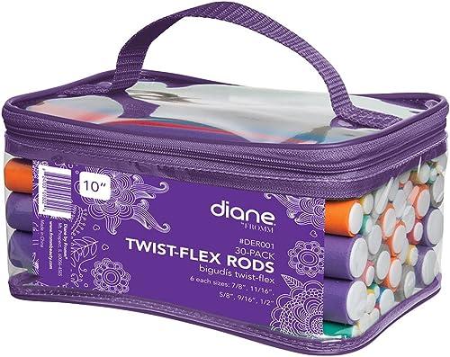 Diane Twist-Flex Rods DER001, Pack of 30 product image