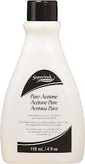 Super Nail Pure Acetone, 4 Fluid Ounce