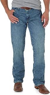 Wrangler Men's Jeans Worn Denim 40W x 34L