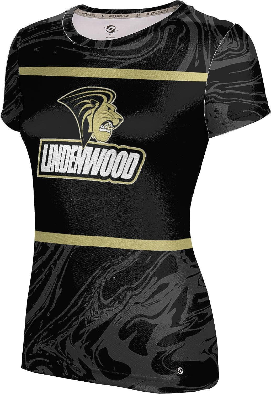 ProSphere Lindenwood University Girls' Performance T-Shirt (Ripple)