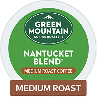 Green Mountain Coffee Roasters Nantucket Blend, Single-Serve Keurig K-Cup Pods, Medium..