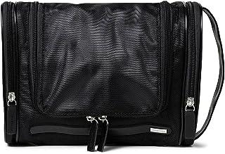 Van Heusen Men's Wash Bag, Black
