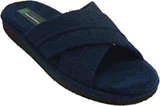Made in Spain Cinghie Incrociate Chanclashombre Miszapatillas Blu Navy