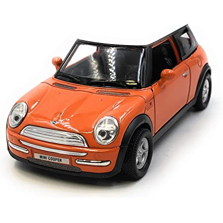 Onlineworld2013 Modellauto Orange Auto Maßstab 1 34 39 Lizensiert Auto