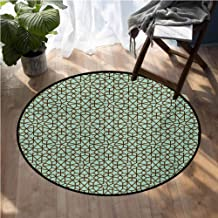 Moroccan Indoor Outdoor Rugs Arabic Design Geometry Ornament Classic Ancient Art Vacation Tourism Gateway Bathroom Rug Kitchen Carpet D72 Inch