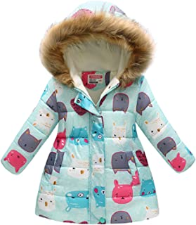 d0bff5cd4307 Amazon.com  Little Girls (2-6x) - Jackets   Coats   Clothing ...