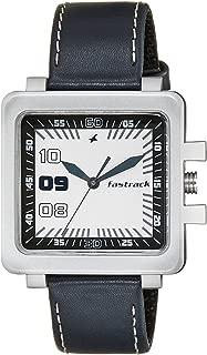 Essentials Analog White Dial Men's Watch -NK747PL01