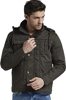 Buffalo Hooded Solid Jacket