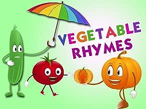 Vegetable Rhymes