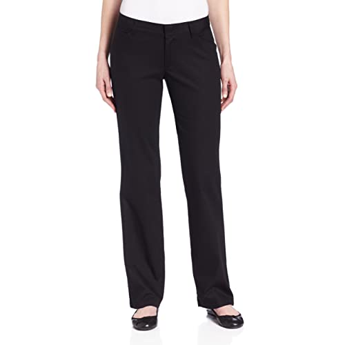 22fbadc42 Dickies Women's Relaxed Straight Stretch Twill Pant
