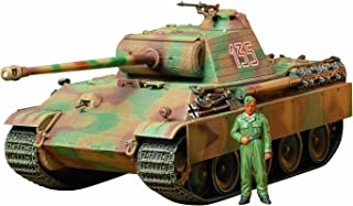 Tamiya 300035170–1: 35WWII Special Automotive 171Panther Type G (1)