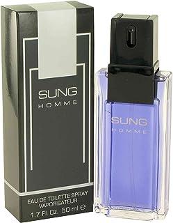 Alfred Sung Sung Homme Eau de Toilette Spray for Men, 1.7 oz