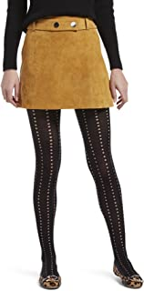 HUE Women's Fashion Tights with Control Top, Assorted
