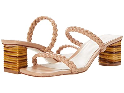 Schutz Mali (Honey Beige) Women