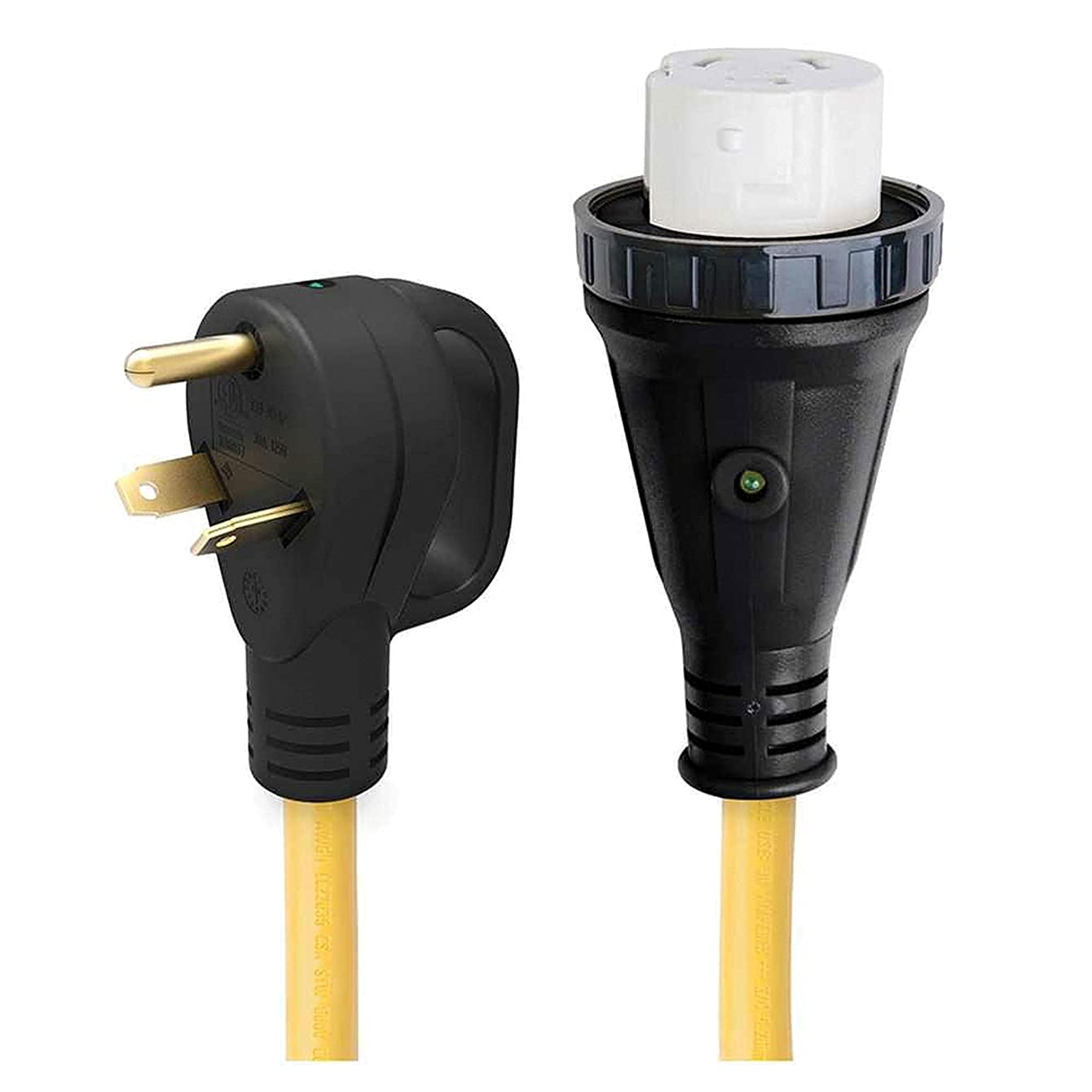 Marinco / Park Power 3050PA-25 Adapter 25' 30A Male-50A Female
