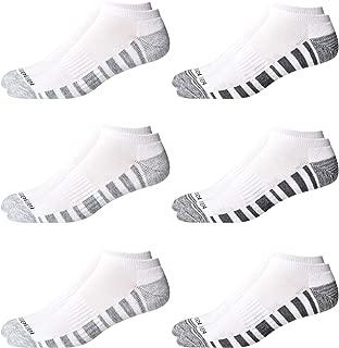 Men's Athletic Low Cut Socks (6 Pack)