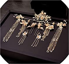 Best traditional chinese wedding headpiece Reviews
