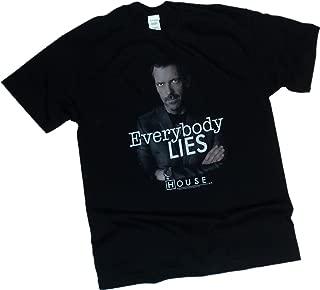 everybody lies house t shirt
