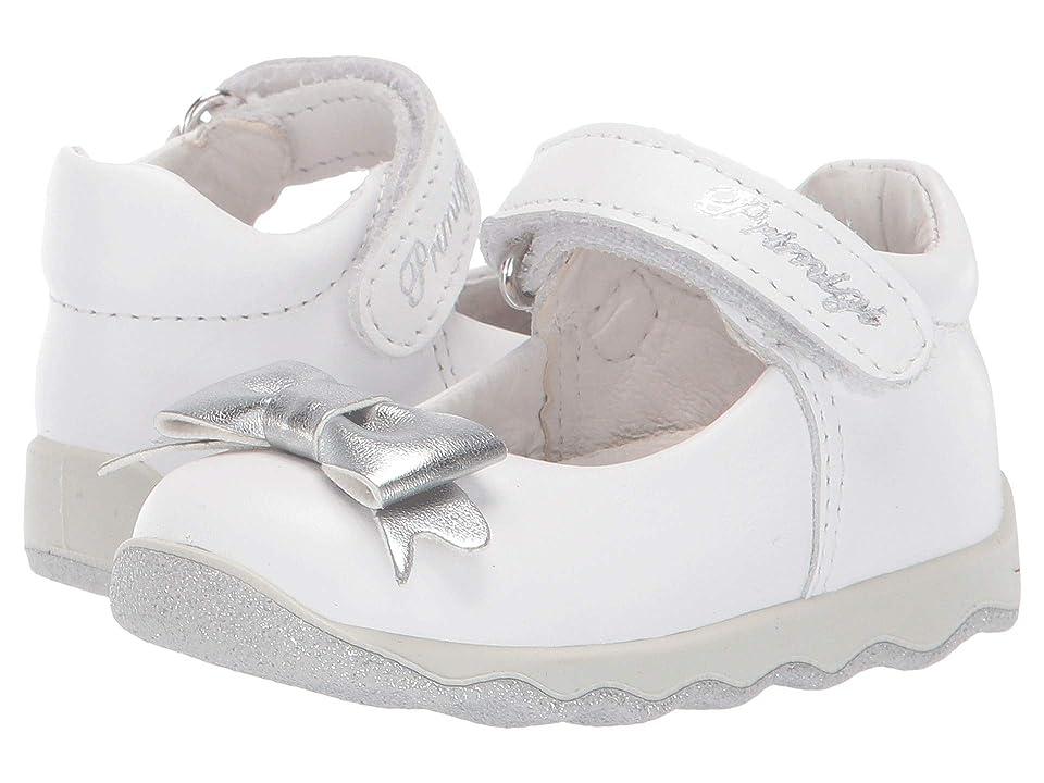 Primigi Kids PTN 33706 (Infant/Toddler) (White) Girl