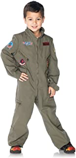 Leg Avenue Boys Top Gun Flight Suit