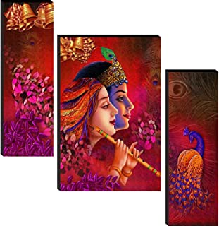 Wallmax Modern Art Religious Paintings For Living Room Home Decor & wall decor and gift items (Multicolour-JM8670)