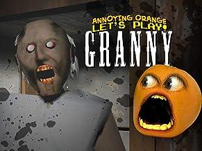 Clip: Annoying Orange Plays Granny