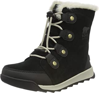 Sorel Youth Whitney II Suede Boot for Snow - Waterproof