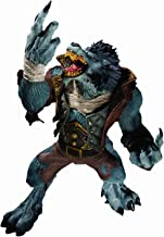 DC Unlimited World of Warcraft: Series 7: Worgen Spy: Garm Whitefang Action Figure