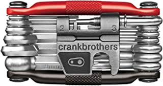 Crankbrothers M19 Bicycle Black/Red multi-tool w/Franklin Decal