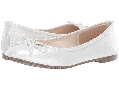 Kid Express Raisa (Toddler/Little Kid/Big Kid) (White Combo) Girls Shoes