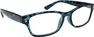 The Reading Glasses Company Gafas De Lectura Azul Carey Lectores Hombres Mujeres R10-3 +1,00 50 g