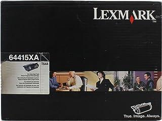 Lexmark 64415XA T644 Toner Cartridge (Black) in Retail Packaging