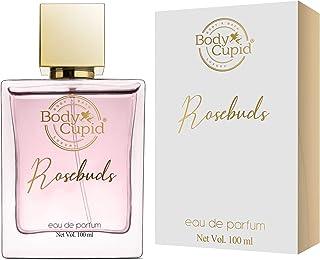 Body Cupid Rosebuds Perfume for Women - Eau de Parfum - 100 ml
