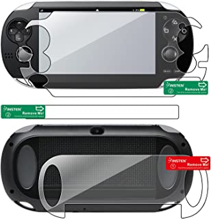 Insten Full Body Screen Protector Compatible With Sony PlayStation Vita PCH-1000 (PS Vita)