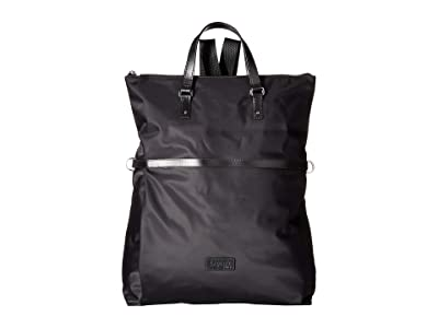 Lipault Paris Lady Plume Convertible Tote Bag (Black) Bags