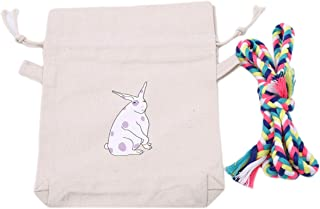 LALANG Cute Mini Bucket Pull Rope Crossbody Bag Women Casual Tassel Coin Purse