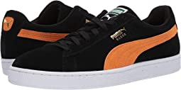 Puma Black/Orange Pop