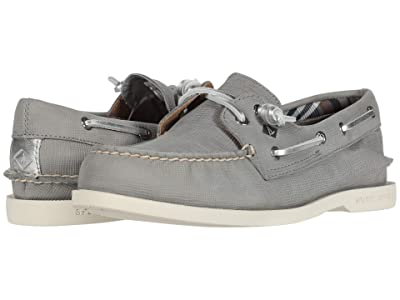 Sperry A/O Vida PlushWave (Grey) Women