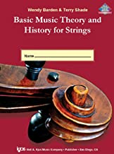 L65CO - Basic Music Theory and History for Strings - Workbook 1 - Cello