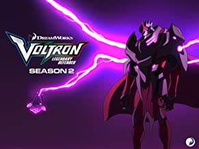 Voltron: Legendary Defender, Season 2