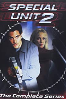 Special Unit 2 The Complete Series // 2 Seasons // 19 Episodes