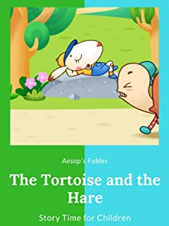 The Tortoise and the Hare - Aesop's Fables - Story Time for Children