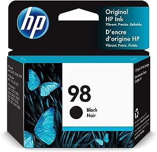 hp black ink cartridge 98 c9364w