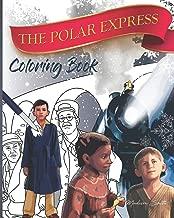Polar Express: The Coloring Book
