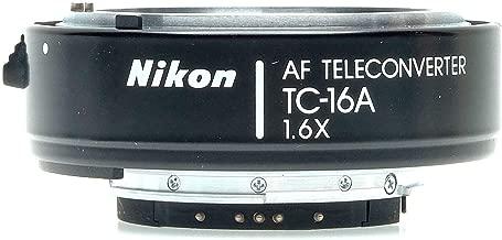 Nikon TC-16A AF Teleconverter (1.6X)