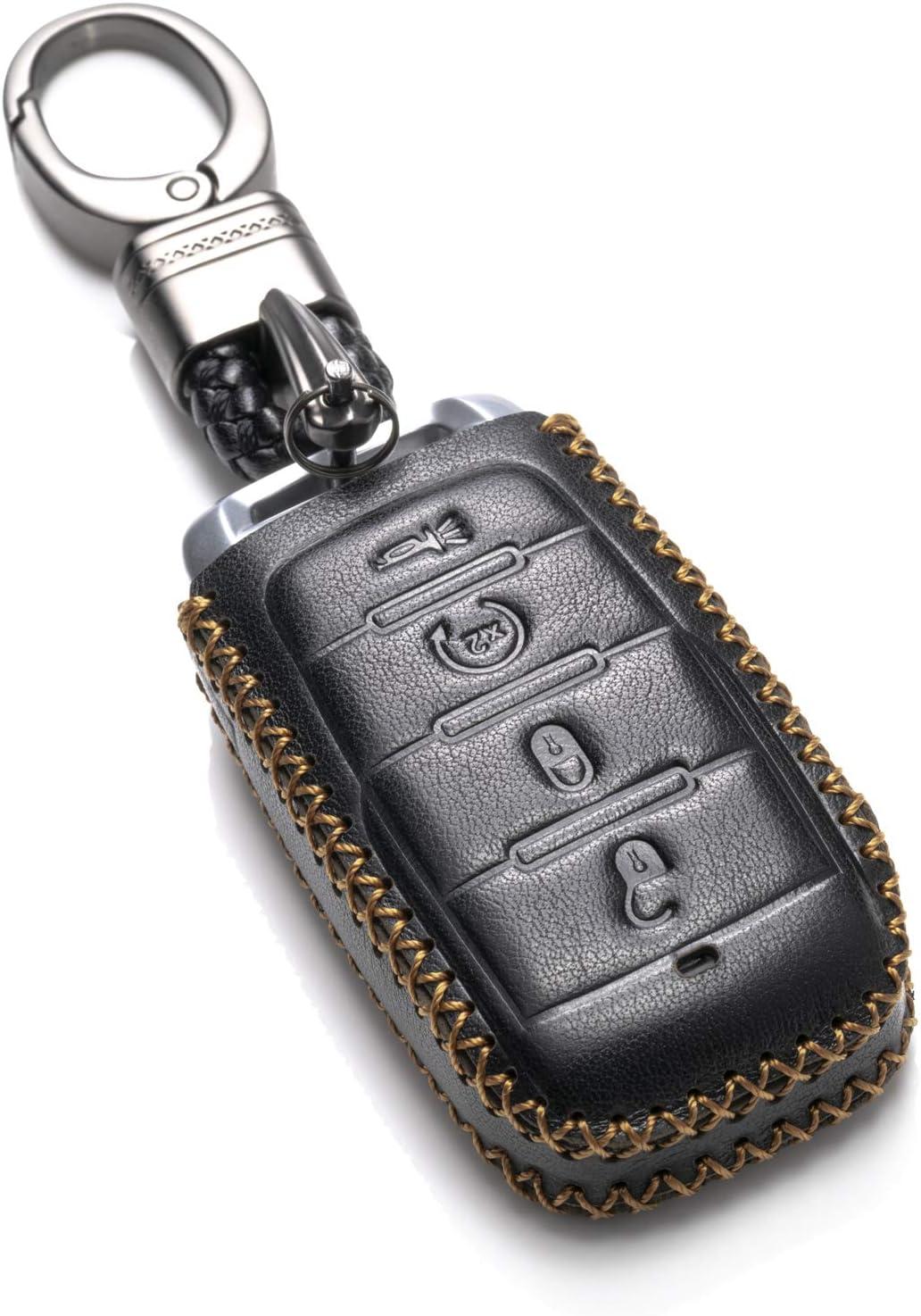 Award Vitodeco Genuine shipfree Leather Keyless Entry Key Smart Remote Control
