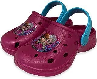 Zapatillas Disney Frozen para niña Zuecos Clog 2613