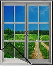 Magnetische venster Scherm Verstelbare Anti Mosquito Bug Insect Fly Window Screen Mesh Net Gordijn Verwijderbaar en wasbaa...