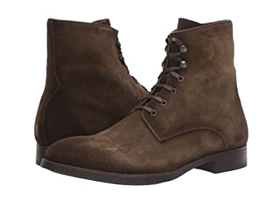 To Boot New York Ditmas (Olive Suede) Men